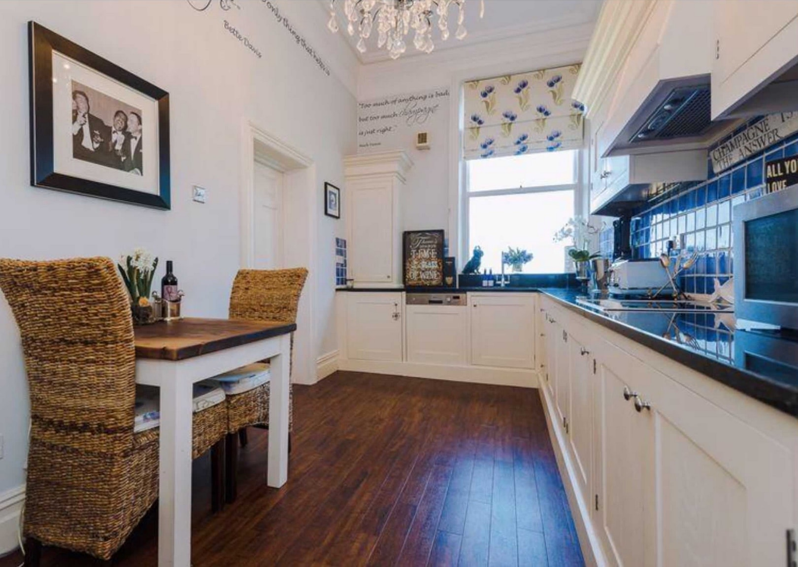 Period Apartment Staged to Sell